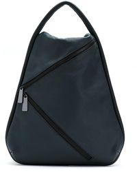 Mara Mac Zipped Backpack - Black