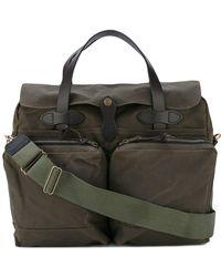 Filson Patch Pocket Laptop Bag - Green