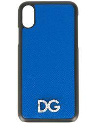 Dolce & Gabbana - Iphone X ケース - Lyst