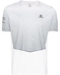 Salomon S/LAB - Sense ロゴ Tシャツ - Lyst