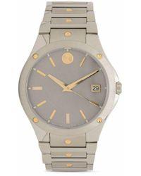 Movado SE Armbanduhr 41mm - Grau