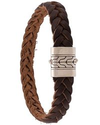 John Hardy 'Classic Chain' Armband - Braun