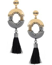 Camila Klein - 'conceito' Tassel Earrings - Lyst