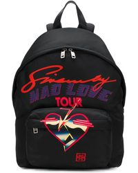 Givenchy Mad Love Tour バックパック - ブラック