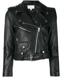 Current/Elliott - Biker Jacket - Lyst