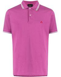 Peuterey ショートスリーブ ポロシャツ - ピンク