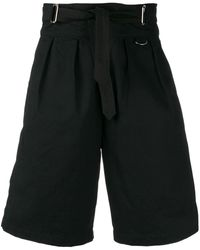 KTZ Overlap ショートパンツ - ブラック