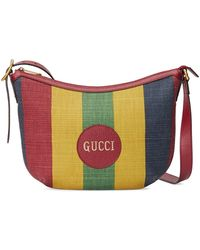 Gucci - Baiadera ストライプ ショルダーバッグ - Lyst