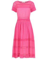Cecilia Prado - Tayla Knit Dress - Lyst