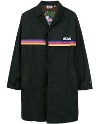 Gcds ロゴ シングル コート - ブラック
