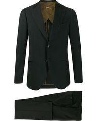 Maurizio Miri Two-piece Formal Suit - Black