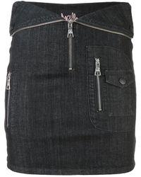 Haculla Nobody's Safe スカート - ブラック
