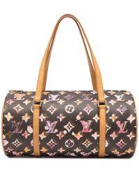 Louis Vuitton - Дорожная Сумка Papillon 30 X Richard Prince 2008-го Года - Lyst