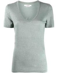 Étoile Isabel Marant - Vネック Tシャツ - Lyst