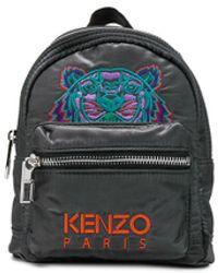 KENZO - Rucksack mit Tigerstickerei - Lyst
