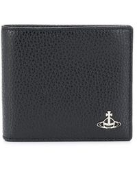 Vivienne Westwood Бумажник С Логотипом - Черный