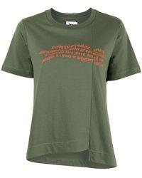 Izzue Short-sleeve T-shirt - Green