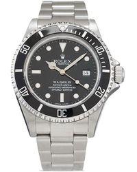 Rolex - Наручные Часы Sea-dweller Pre-owned 43 Мм 2003-го Года - Lyst