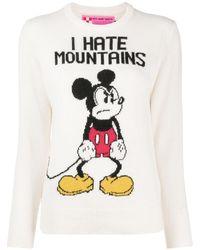 Mc2 Saint Barth Angry Mickey セーター - マルチカラー