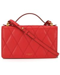 Givenchy G3 Cross-body Bag - Red