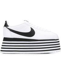 Comme des Garçons X Nike スニーカー - ホワイト
