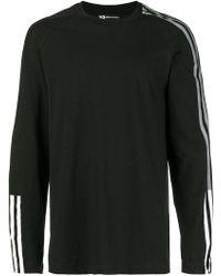 Y-3 - Camiseta de manga larga - Lyst