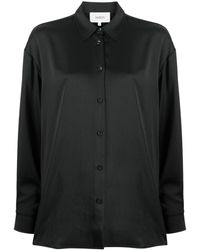 Ba&sh Рубашка Silver С Длинными Рукавами - Черный