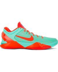 Nike Zoom Kobe 7 System スニーカー - グリーン