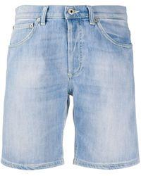 Dondup Shorts denim Holly - Blu