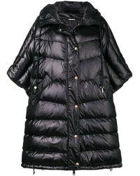 DIESEL Padded Coat - Black