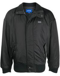 ADER error ボンバージャケット - ブラック