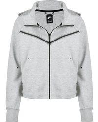 Nike Tech Fleece Windrunner スウェットパーカー - グレー