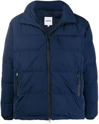 Aspesi Puffer Jacket - Blue