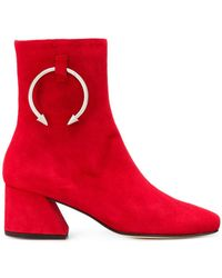Dorateymur - Pierced Boots - Lyst