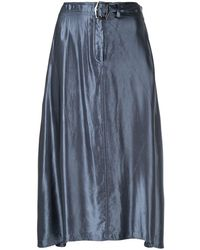 Sies Marjan ハイウエストスカート - ブルー