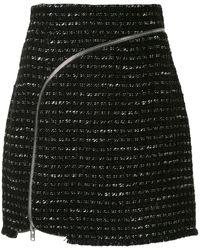 Alexander Wang ツイード スカート - ブラック