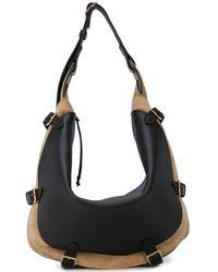 Altuzarra Large Play Shoulder Bag - Black