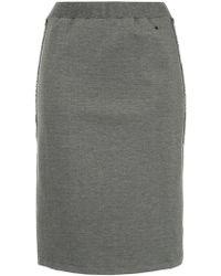Guild Prime - Logo Stripe Skirt - Lyst
