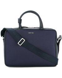 Cerruti 1881 - Shoulder Strap Laptop Bag - Lyst