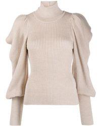 Ulla Johnson Tatum オーバーサイズ セーター - マルチカラー