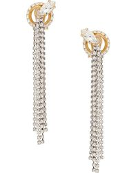 Miu Miu Orecchini New Crystal Jewels - Multicolore