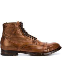 Officine Creative 'anatomia' Boots - Brown