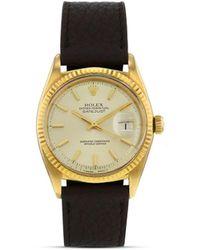 Rolex Orologio Pre-owned Datejust 1971 - Metallizzato