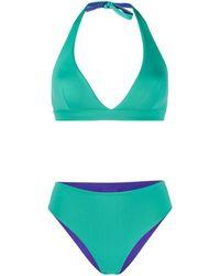 Fisico Reversible Bikini - Purple