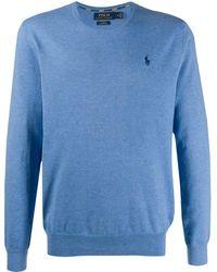 Polo Ralph Lauren ロゴ プルオーバー - ブルー