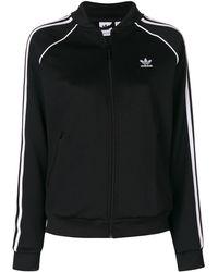 adidas Superstar ジャケット - ブラック