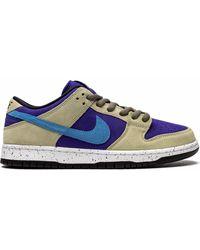 Nike Dunk Low Sb スニーカー - グリーン