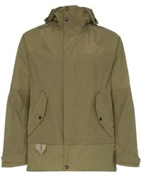 The North Face - Urban Cordura Dryvent Hooded Jacket - Lyst