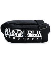 Napapijri Happy Waist Bag - Черный