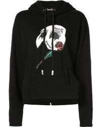 Haculla - Forgiveness Cropped Hoodie - Lyst